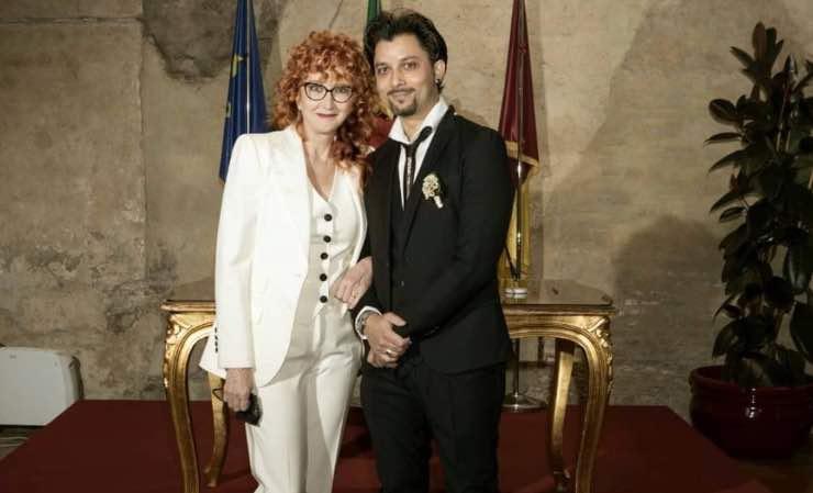 Matrimonio Fiorella Mannoia