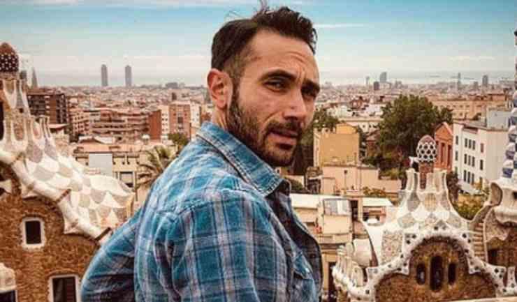 Marco Palvetti retroscena