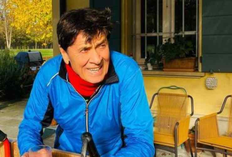 Gianni Morandi doloroso retroscena