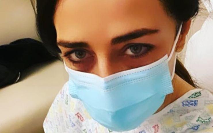 Raffaella Mennoia operata