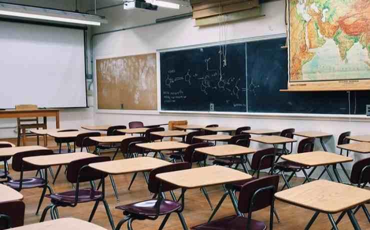 Campania scuole