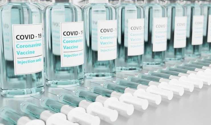 Coronavirus vaccino dose