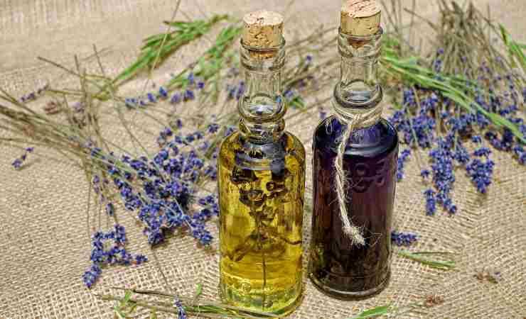Aromaterapia olii