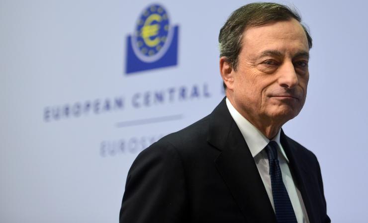 Mario Draghi spread effetto