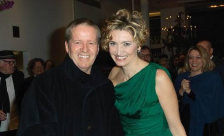 Ernst Knam e moglie