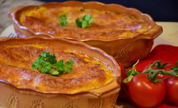 Come cucinare la lasagna light