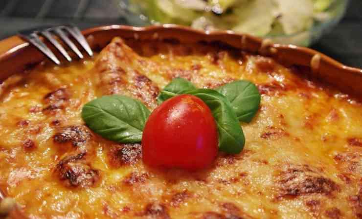 Come cucinare una lasagna light