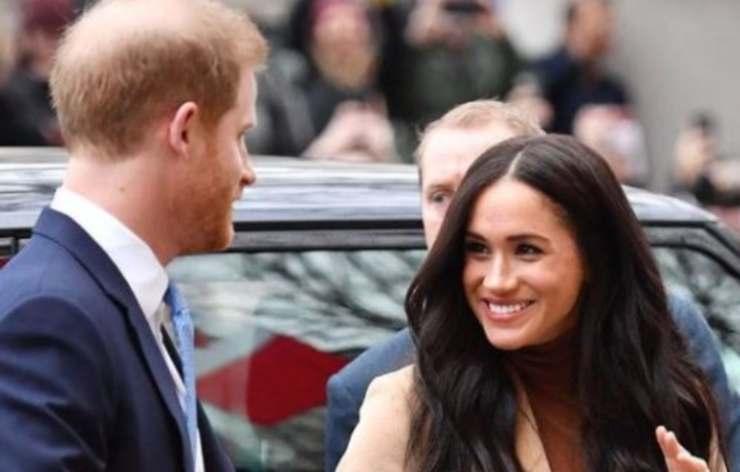 Harry e Meghan in dolce attesa