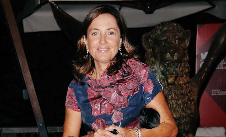 Sanremo 2021 Barbara Palombelli