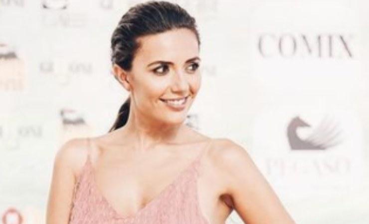 Serena Rossi attrice