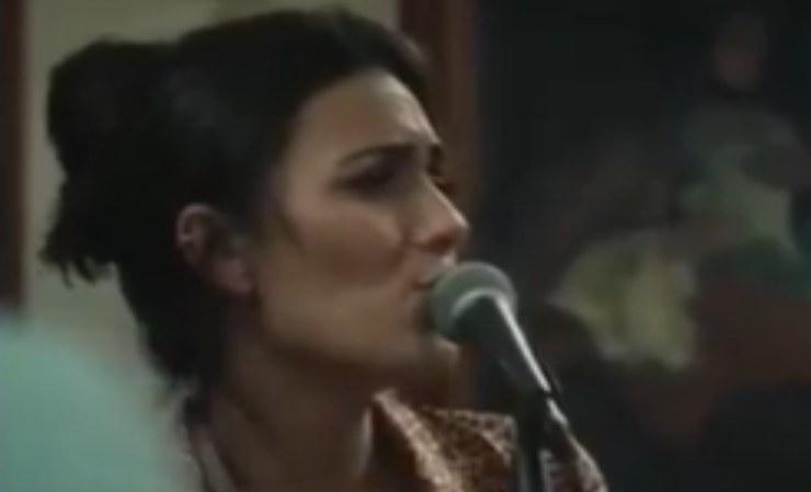 Serena Rossi cantante