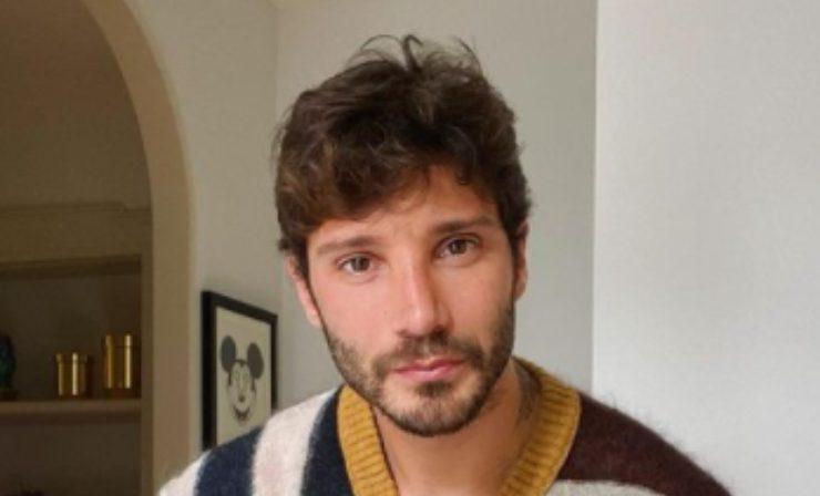 Stefano De Martino retroscena