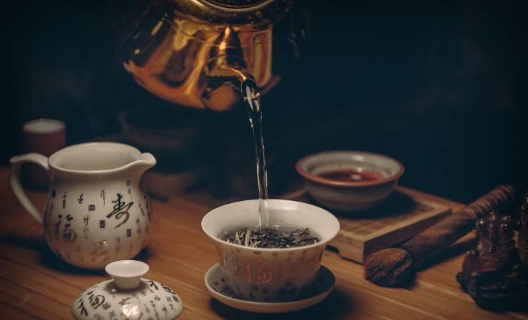 tè verde proprietà nascoste