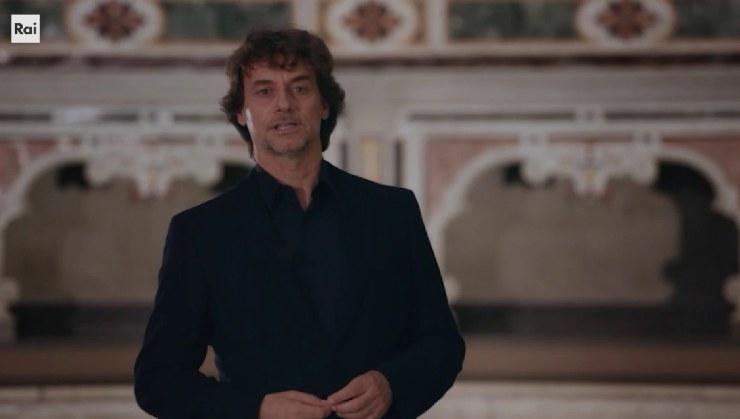 Alberto Angela, figlio Piero