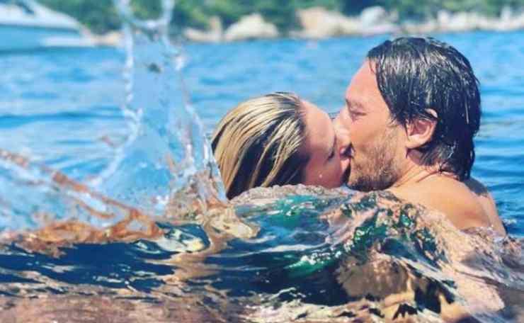 Ilary Blasi e Francesco Totti matrimonio