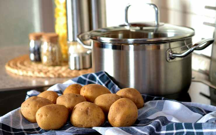 Gateau di patate ingrediente