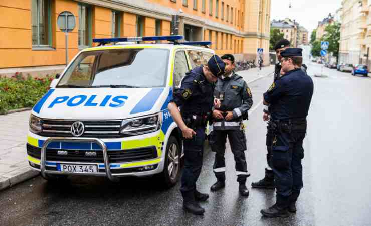 Svezia terrorismo