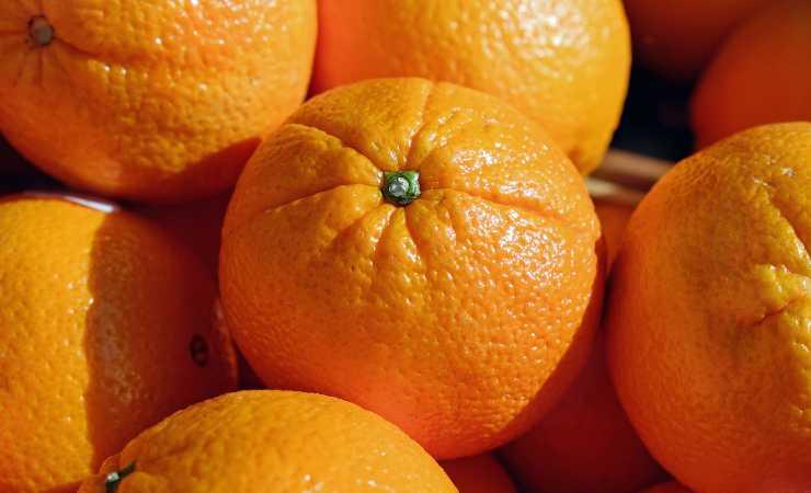 faina trucchetto buccia arancia