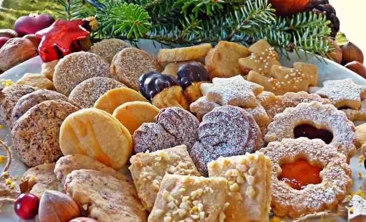 biscotti ricetta veloce economica