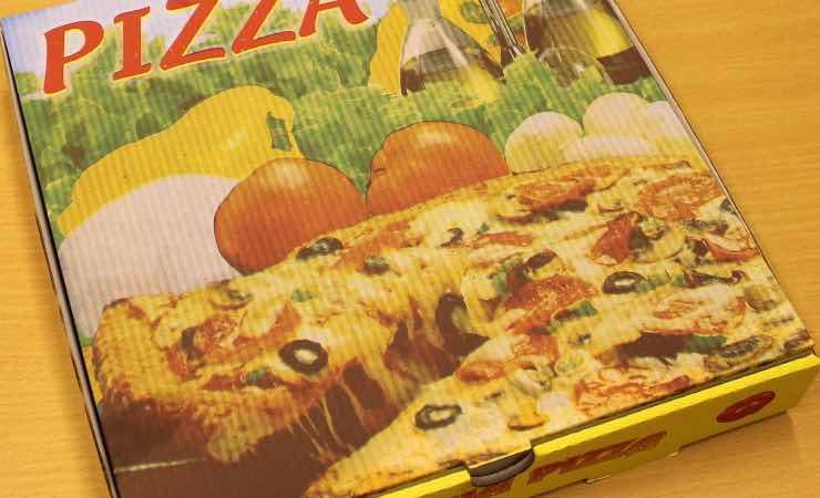 Cartoni pizza metodi