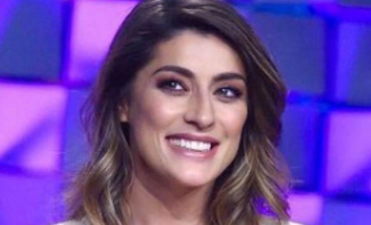 Elisa Isoardi passato paura
