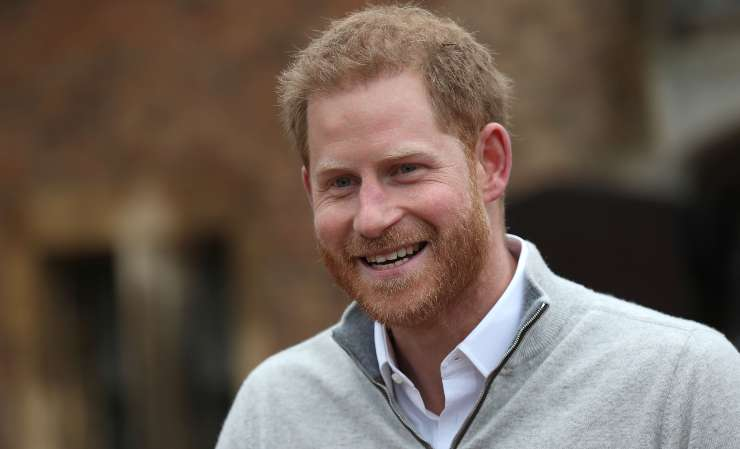 Harry Principe Diana