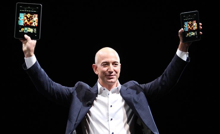 Amazon stop dipendenti