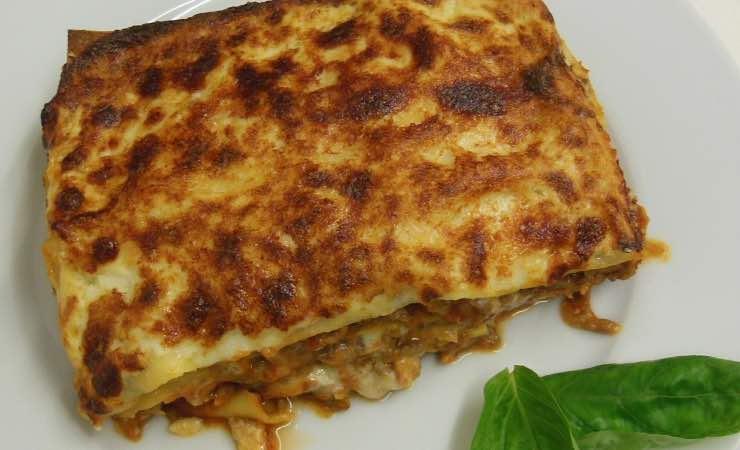 Lasagna ricetta alternativa