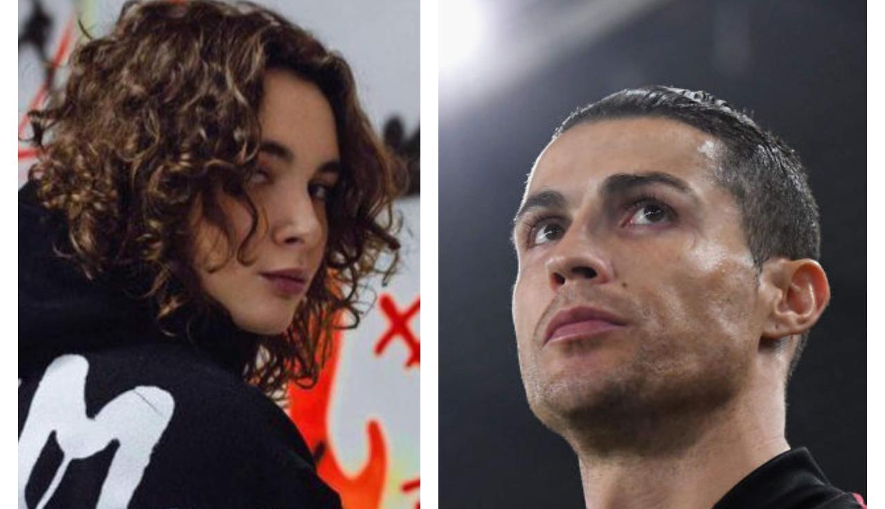 Madame e Cristiano Ronaldo