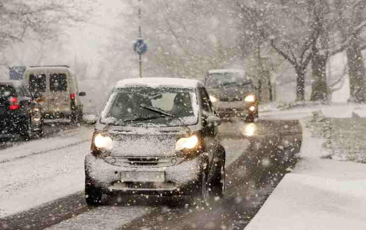 previsioni meteo torna l'inverno