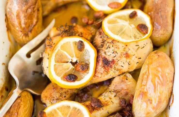 Pollo saltato in padella