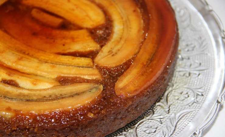 torta banane segreto