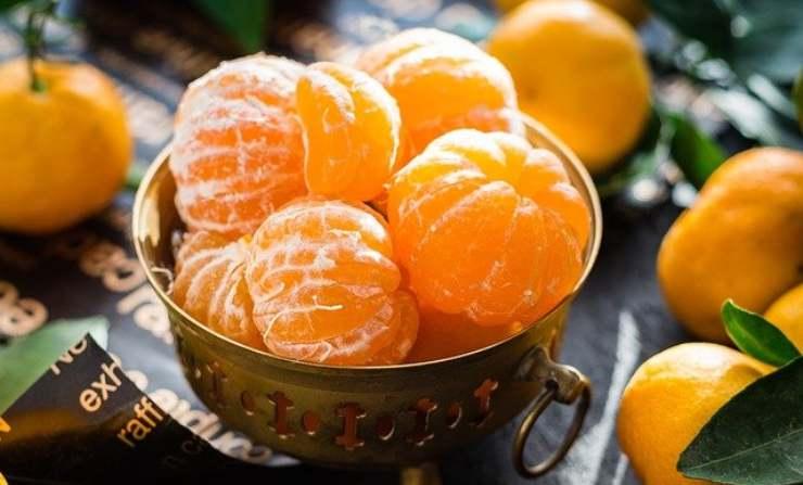 torta mandarino light