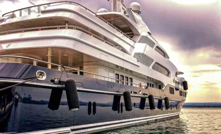 Sanremo yacht Ibra