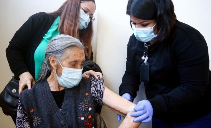Vaccini Covid Italia