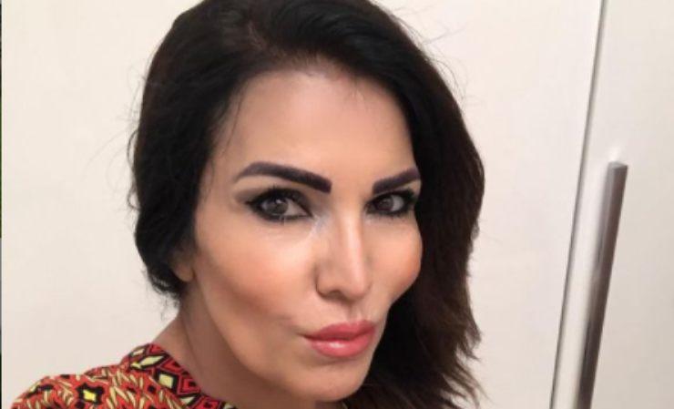 Tehrani Fariba giovane