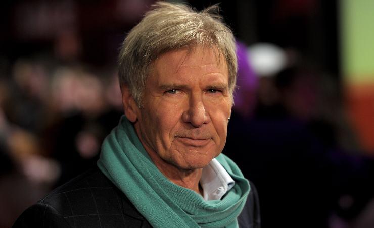 retroscena Harrison Ford