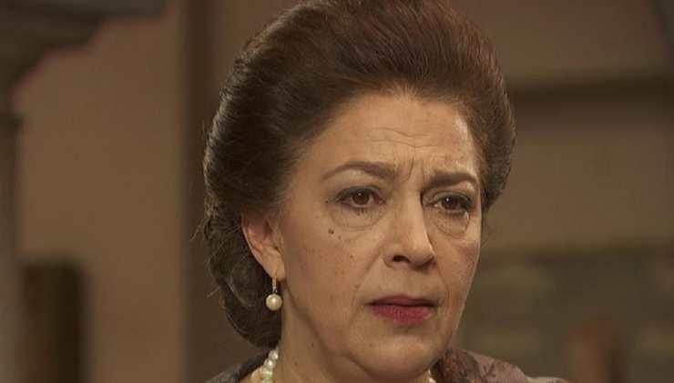 Donna Francisca, Il Segreto