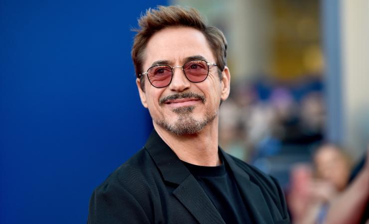 retroscena Robert Downey Jr