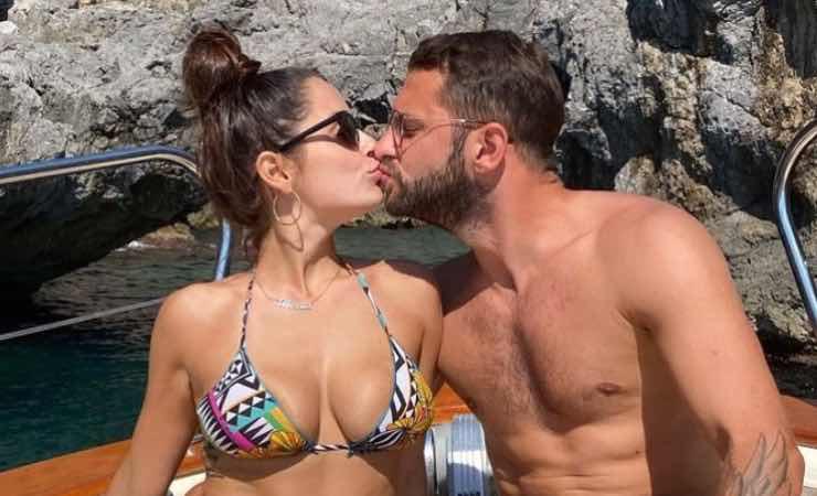 Alessia Macari marito