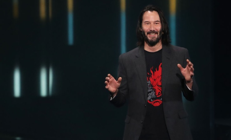 Keanu Reeves: sapete l'origine del suo nome? | Incredibile retroscena