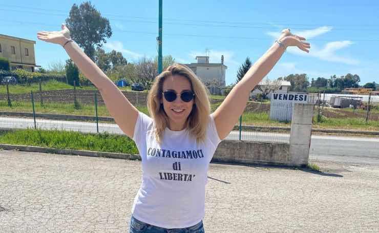 Francesca Manzini imitazioni