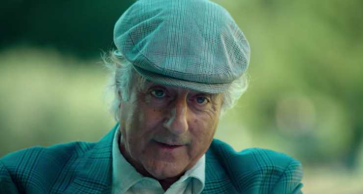 Martufello è Carlo Mazzone in Il Divin Codino (Netflix)