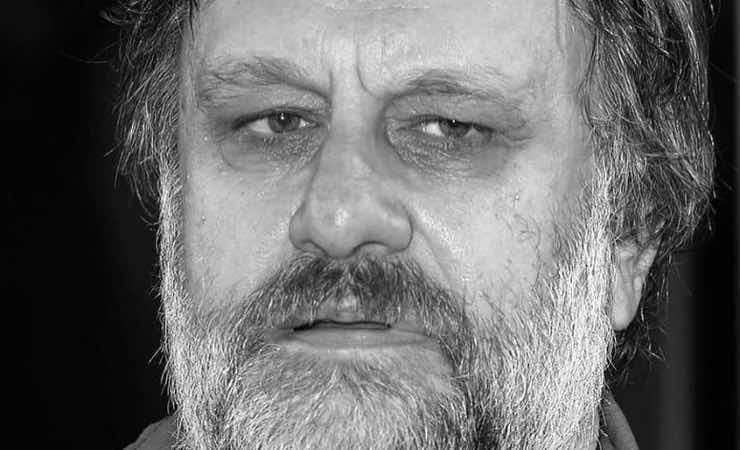 Slavoj Zizek filosofo