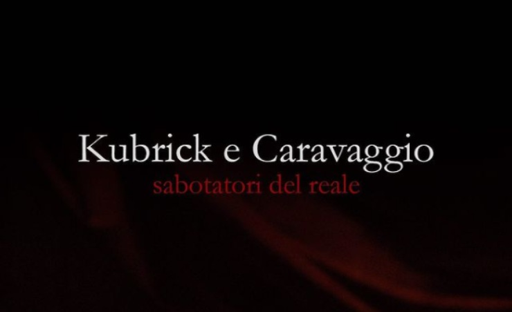 libro Kubrick Caravaggio
