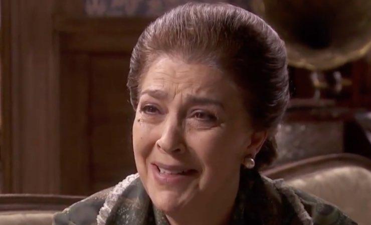 Maria Bouzas Il Segreto