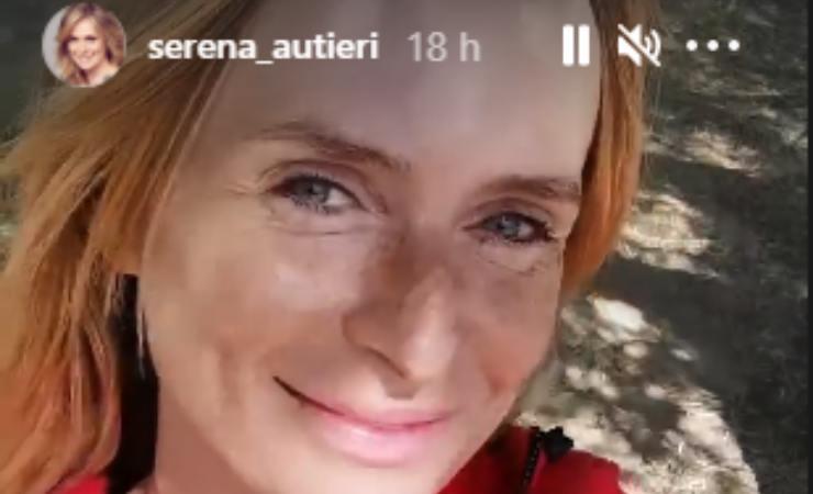 stress Serena Autieri