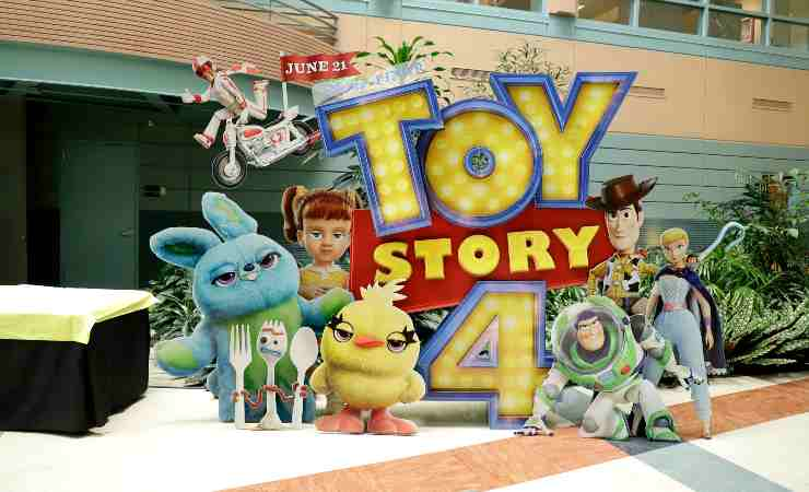 Toy Story Luca Laurenti