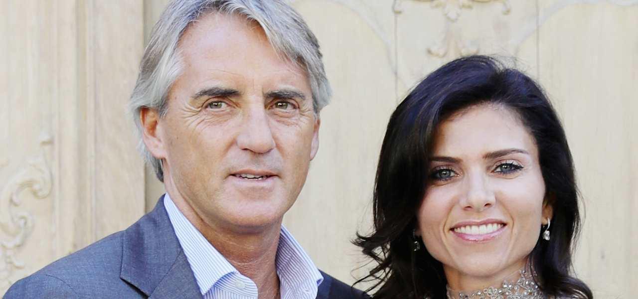 Silvia Fortini, moglie Roberto Mancini