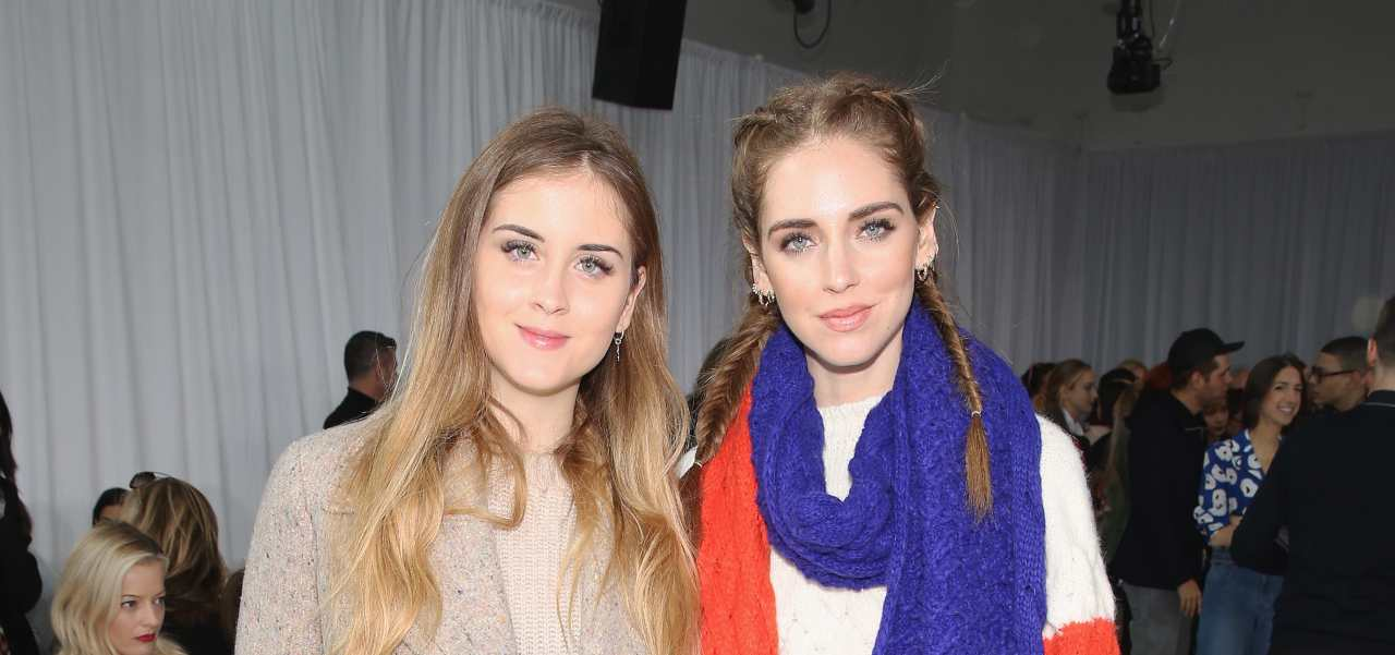 chiara ferragni sorelle